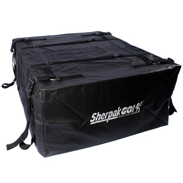 Seattle Sports - Sherpak Go! 15 Cartop Gear Stow