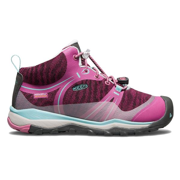 Keen - Kid's Terradora Mid WP Shoes
