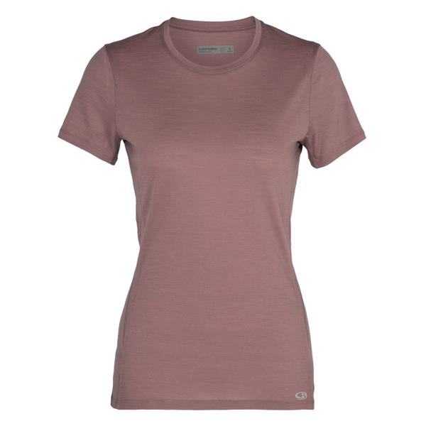 Icebreaker - T-Shirt Cool-Lite Amplify Low Crew pour femme