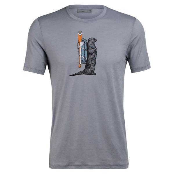 Icebreaker - Men's Tech Lite Otter Paddle T-Shirt