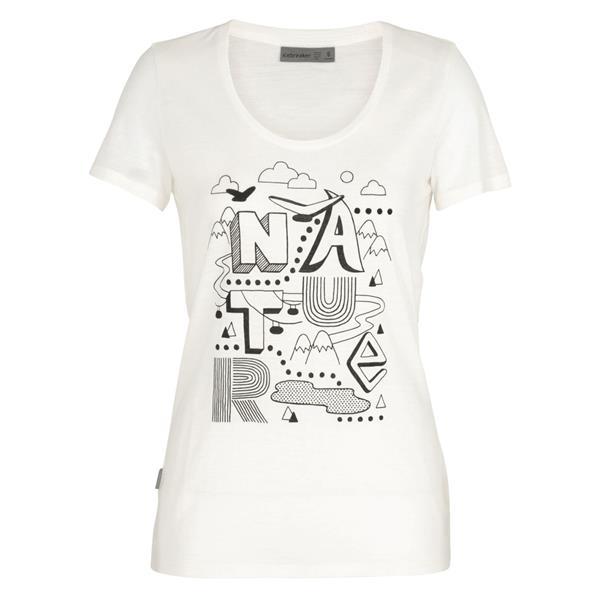 Icebreaker - Women's Merino Tech Lite Nature T-Shirt