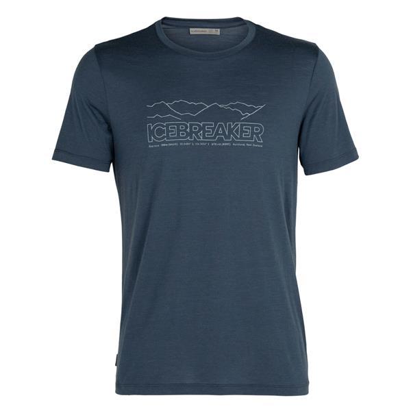 Icebreaker - Men's Tech Lite Icebreaker Story T-Shirt