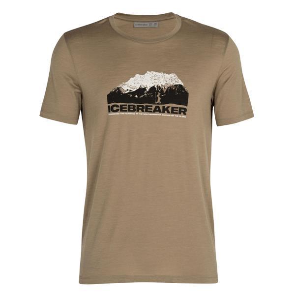Icebreaker - Men's Merino Tech Lite Mountain T-Shirt