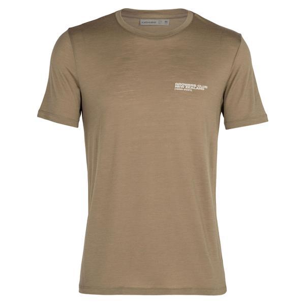 Icebreaker - Men's Merino Tech Lite Growers Club T-shirt