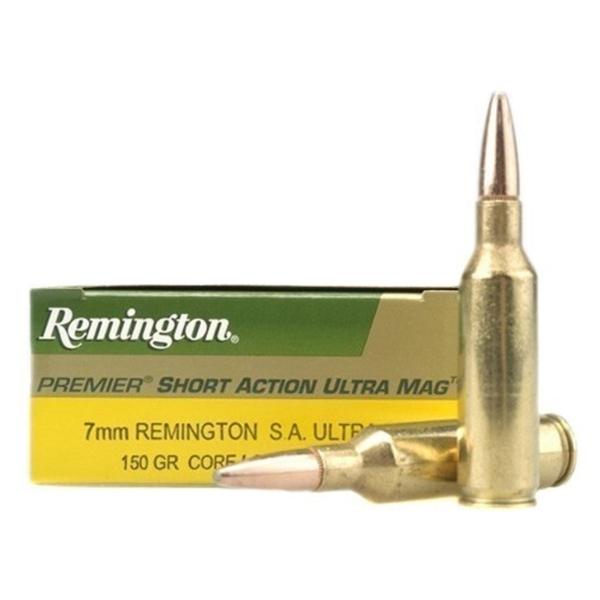 7mm Remington SAUM 150gr Express Ammunition