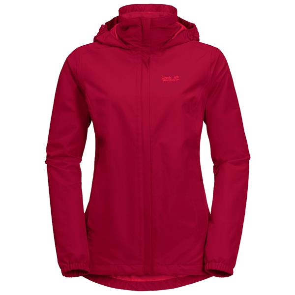 Jack Wolfskin - Manteau Stormy Point pour femme