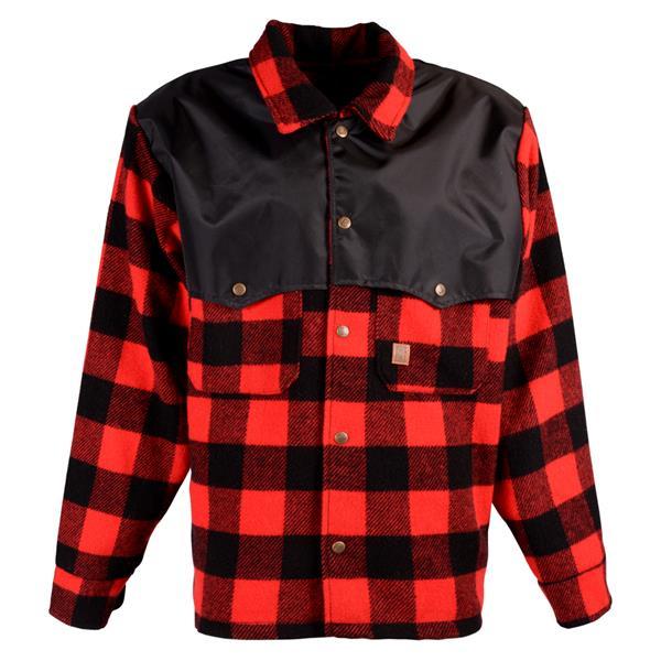 Big Bill - Chemise Lumberjack laine et nylon pour homme