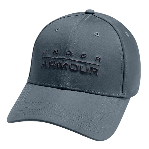 Under Armour - Men's Wordmark Stretch Fit Cap