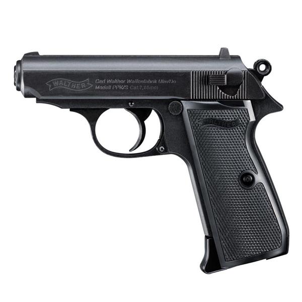 Walther - Pistolet à air comprimé PPKS .177