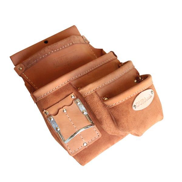 Dura Cuir - Sac à clous à 4 poches (côté droit)