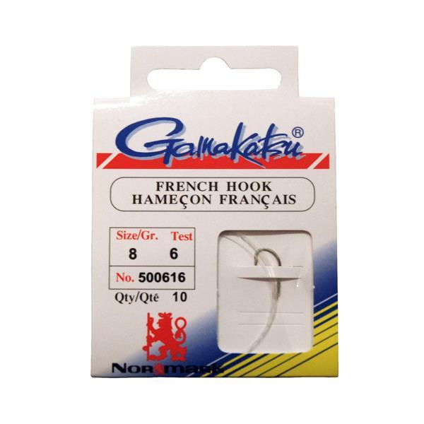 Gamakatsu - Hameçon français G500