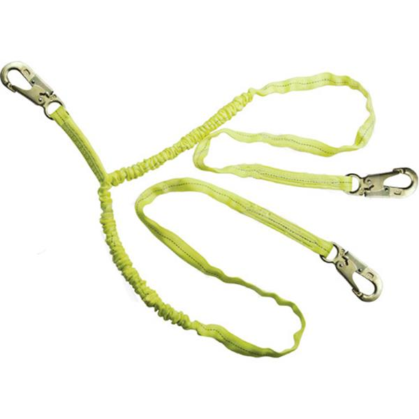 North - FPD299111 Durabilt Decelerator Lanyard of 6'