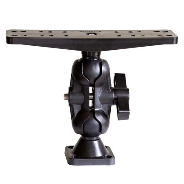 Scotty - No.173 Ball Mount 2.25″ with fish finder top plate