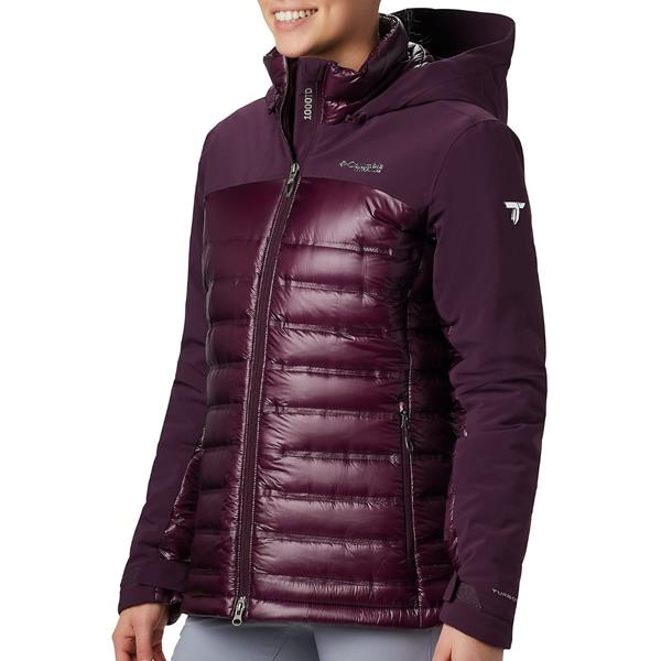 Columbia - Women's Heatzone 1000 TurboDown II Jacket
