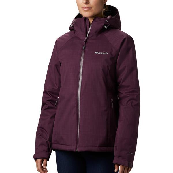 Columbia - Women's Top Pine Insulated Rain Jacket