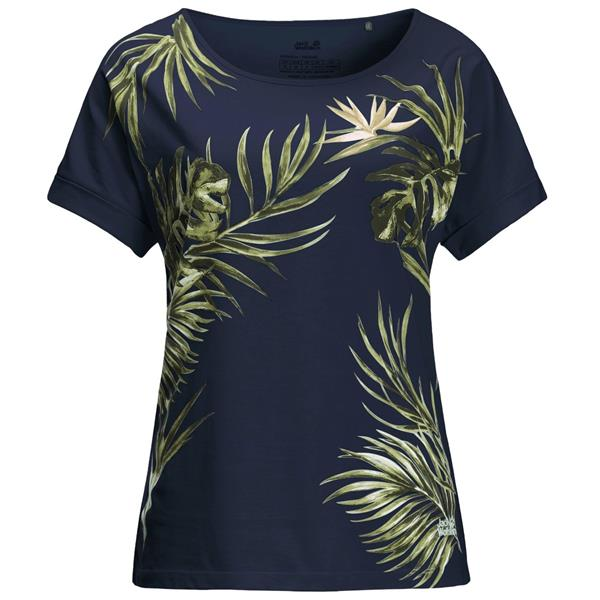 Jack Wolfskin - Women's Tropical Leaf T-Shirt