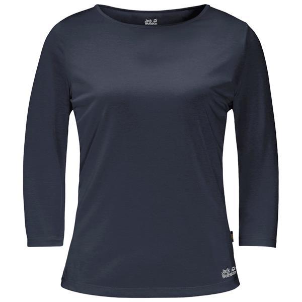 Jack Wolfskin - T-shirt à manches 3/4 JWP pour femme