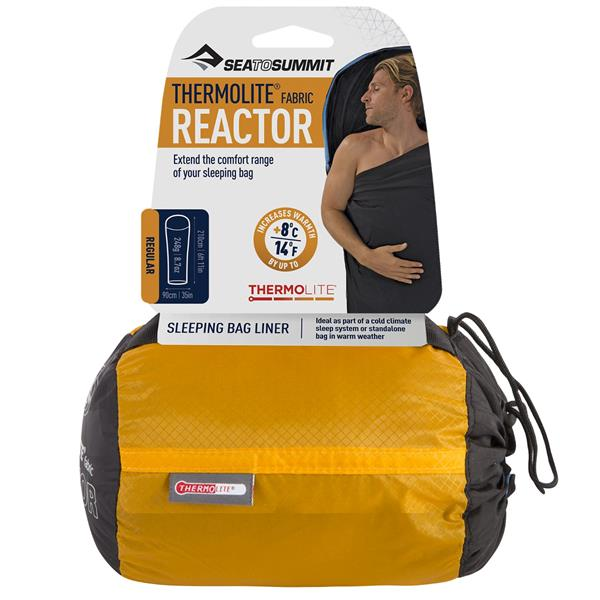 Sea to Summit - Doublure pour sac de couchage Reactor