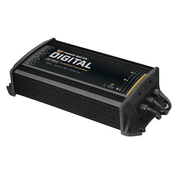 Minn Kota - Chargeur de batterie MK 330D