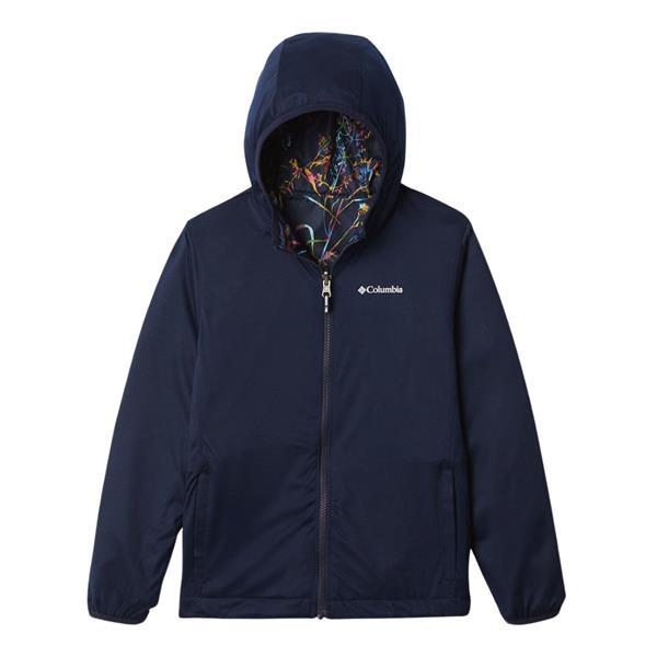 Columbia - Manteau réversible Pixel Grabber pour enfant