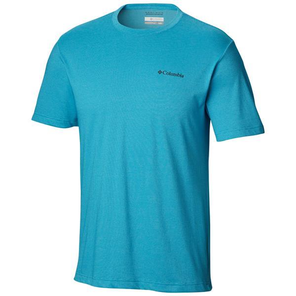 Columbia - T-Shirt Thistletown Ridge Crew pour homme