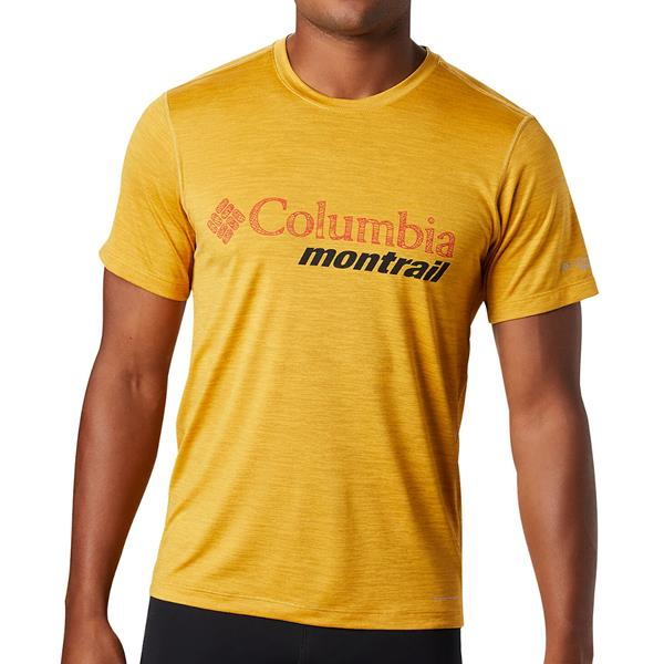 Columbia - T-shirt Trinity Trail Graphic pour homme