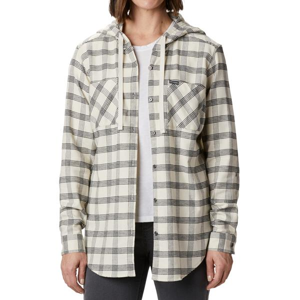 Columbia - Women's Anytime Stretch Hooded Long Sleeve Shirt