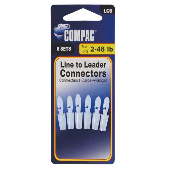 Compac - Connecteurs pour ligne LC6