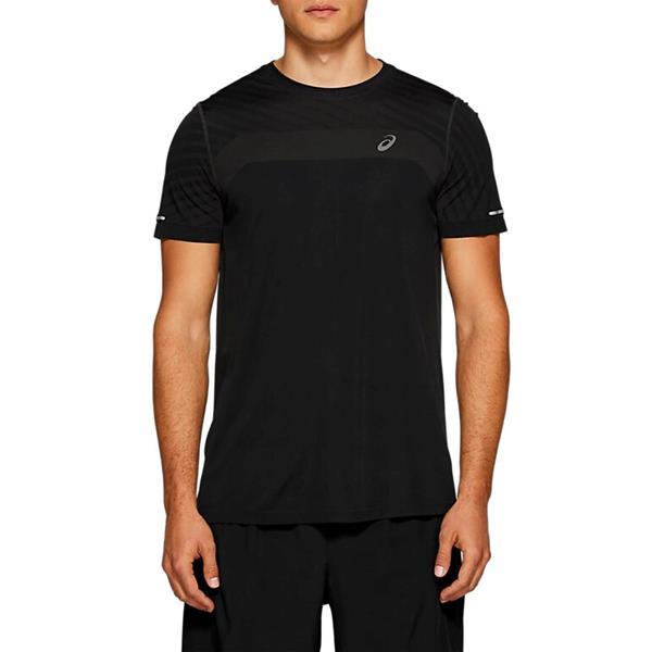 Asics - Men's Seamless Texture T-Shirt