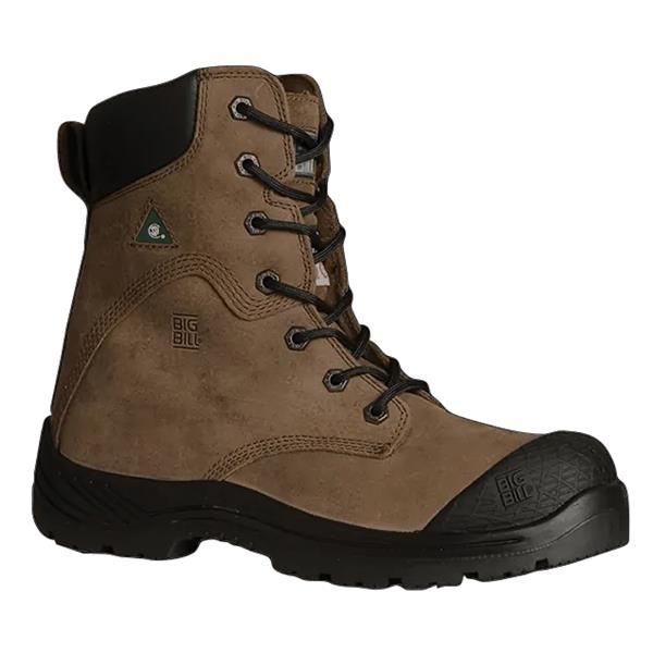 Big Bill - Men's Traction 360° Steel Toe 8'' Safety Boots
