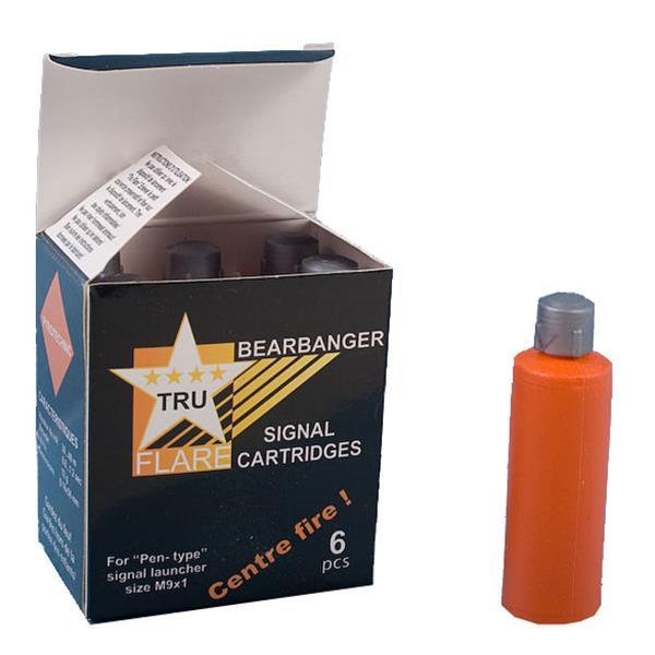 Tru Flare - 6 pack Bear Bangers Cartridge