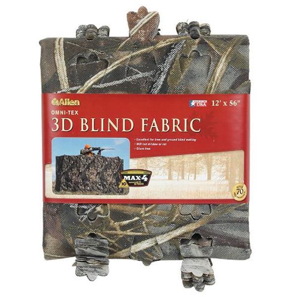 Allen - 3D Blind Fabric