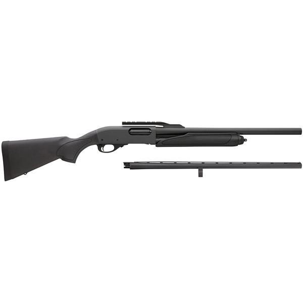 Remington - 870 Express Synthetic Combo Pump Action Shotgun