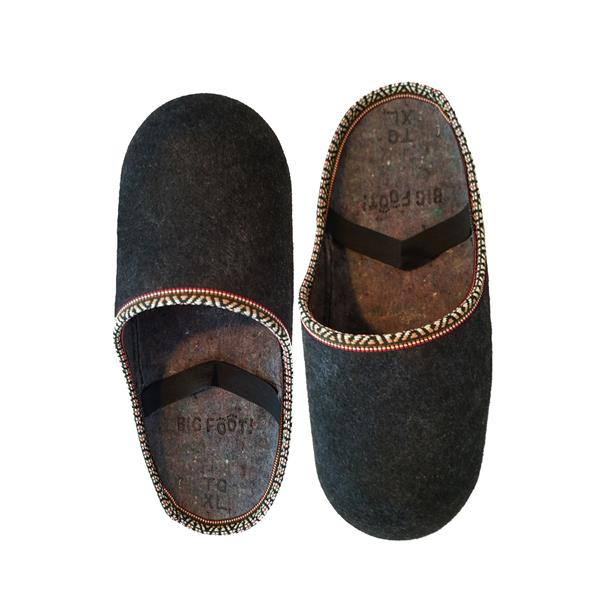 Big Foot - Floor Saver Slippers