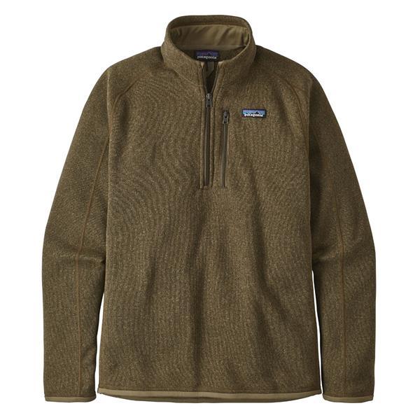 Patagonia - Men's Better Sweater 1/4-Zip Fleece