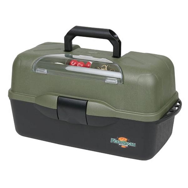 Flambeau - Classic 3-Tray XLT Box