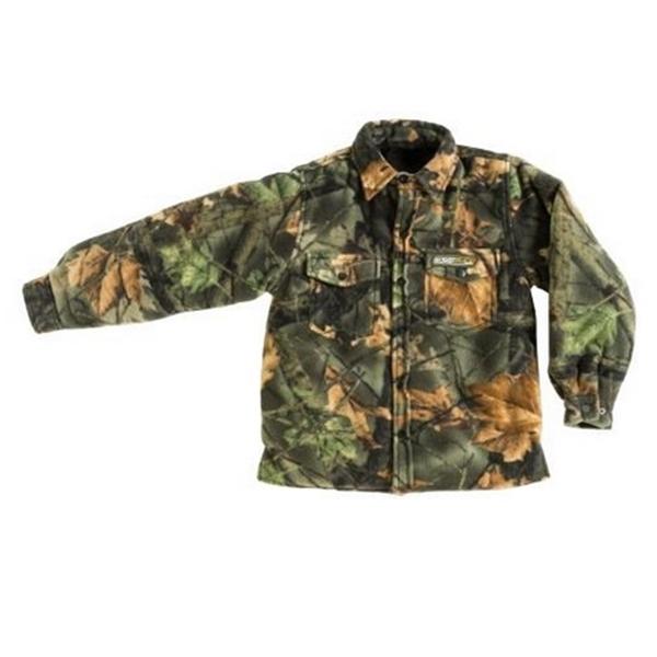 GKS - Chemise de chasse en tissu polaire pour junior