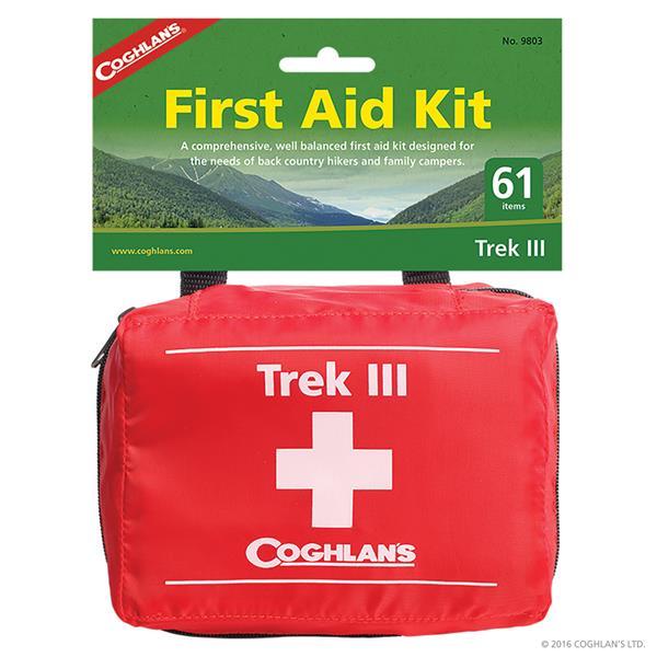 Coghlan's - Trek III First Aid Kit