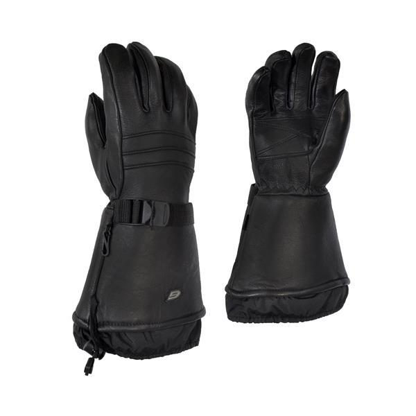 GKS - Gants de motoneige en cuir 50-61302-DS