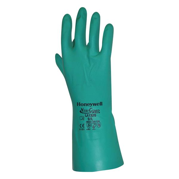 North - Gants en nitrile NitriGuard Plus