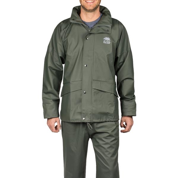 Black Bear - Men's Torrent Rain Suit