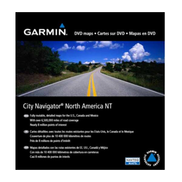 Garmin - City Navigator North America NT