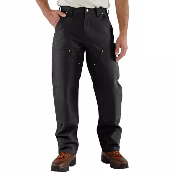 Carhartt - Men's Firm Duck Double Front Work Dungaree