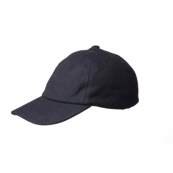 Crown Cap - Men's Low-Profile Melton Cap