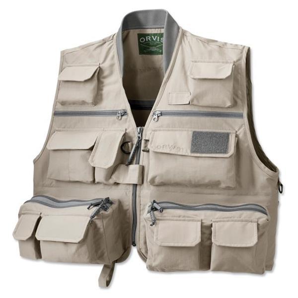 Orvis - Men's Super Tac-L-Pak Fishing Vest