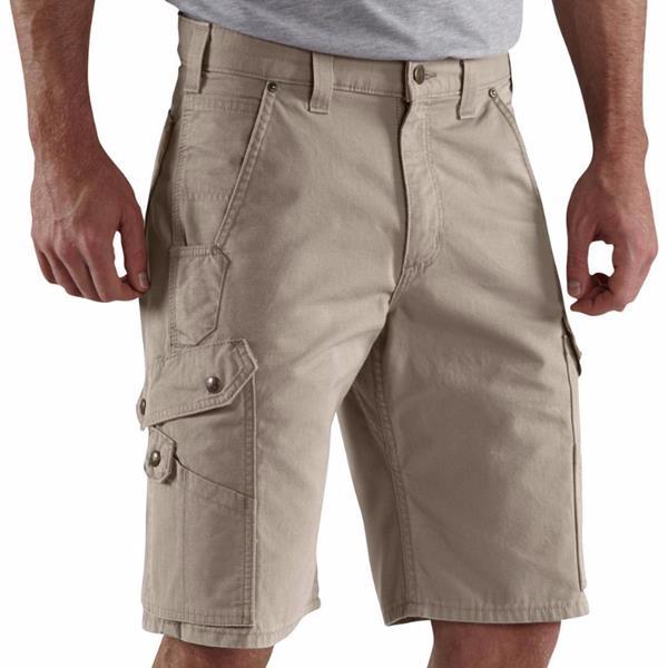 Carhartt - Pantalon court de travail Ripstop B357