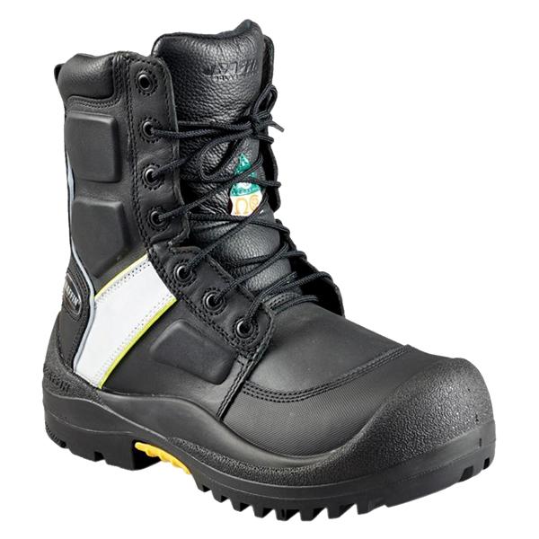 Baffin - Bottes de sécurité d'hiver Premium Worker H-Viz pour homme