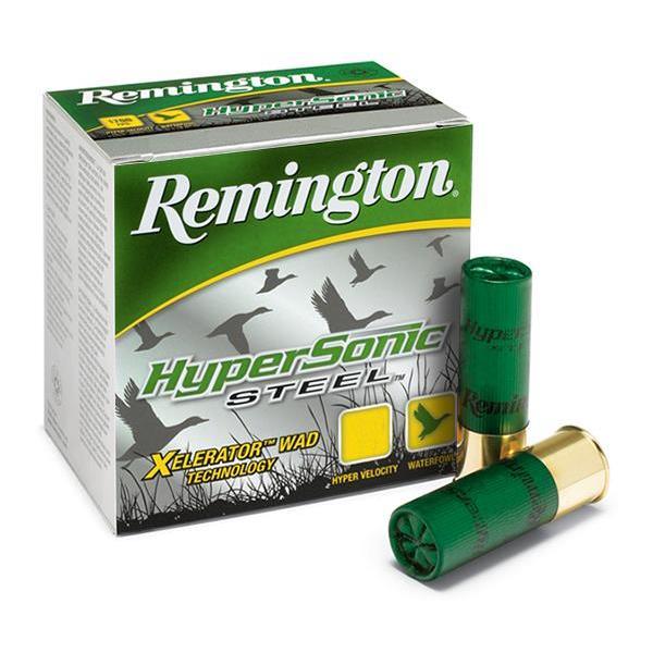 "Remington - Cartouches Hypersonic Steel 12 Ga 3,5"" BB"