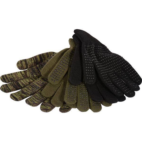 GKS - Paquet de 3 paires de gants assortis 64-3036