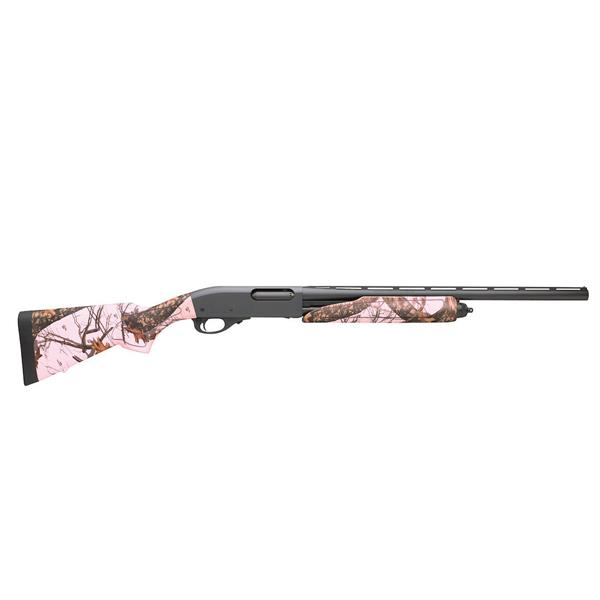 Remington - Fusil à pompe 870 Compact Pink Camo